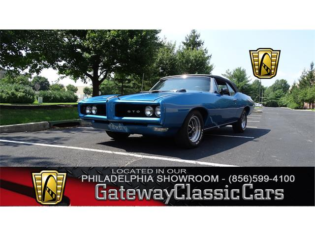 Picture of Classic 1968 Pontiac LeMans located in West Deptford New Jersey - OC22
