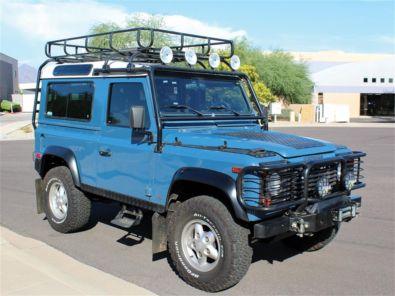 Picture of '95 Defender - O7YE
