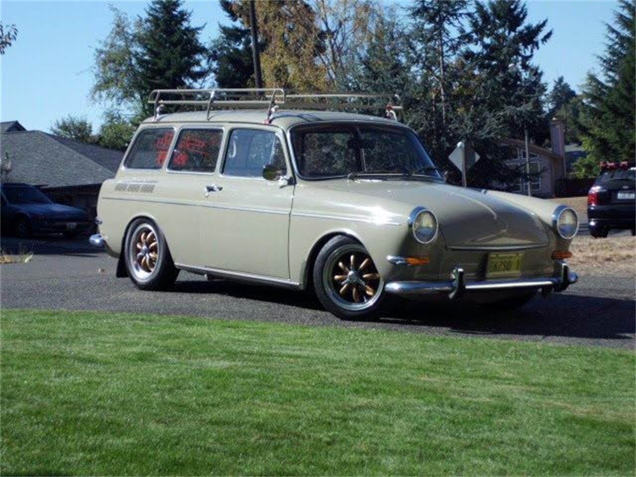 For Sale: 1967 Volkswagen Squareback in Cadillac, Michigan