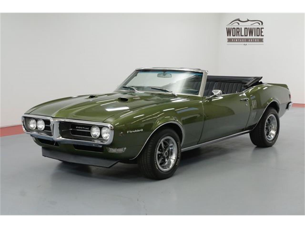 Picture of '68 Firebird - O8BY