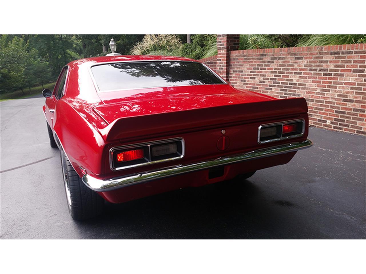 Large Picture of '68 Camaro - OC49