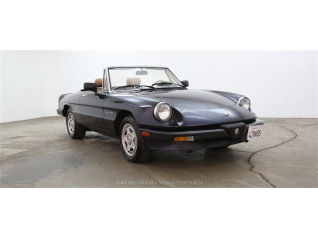 Picture of '89 2000 Spider Veloce - O8C5