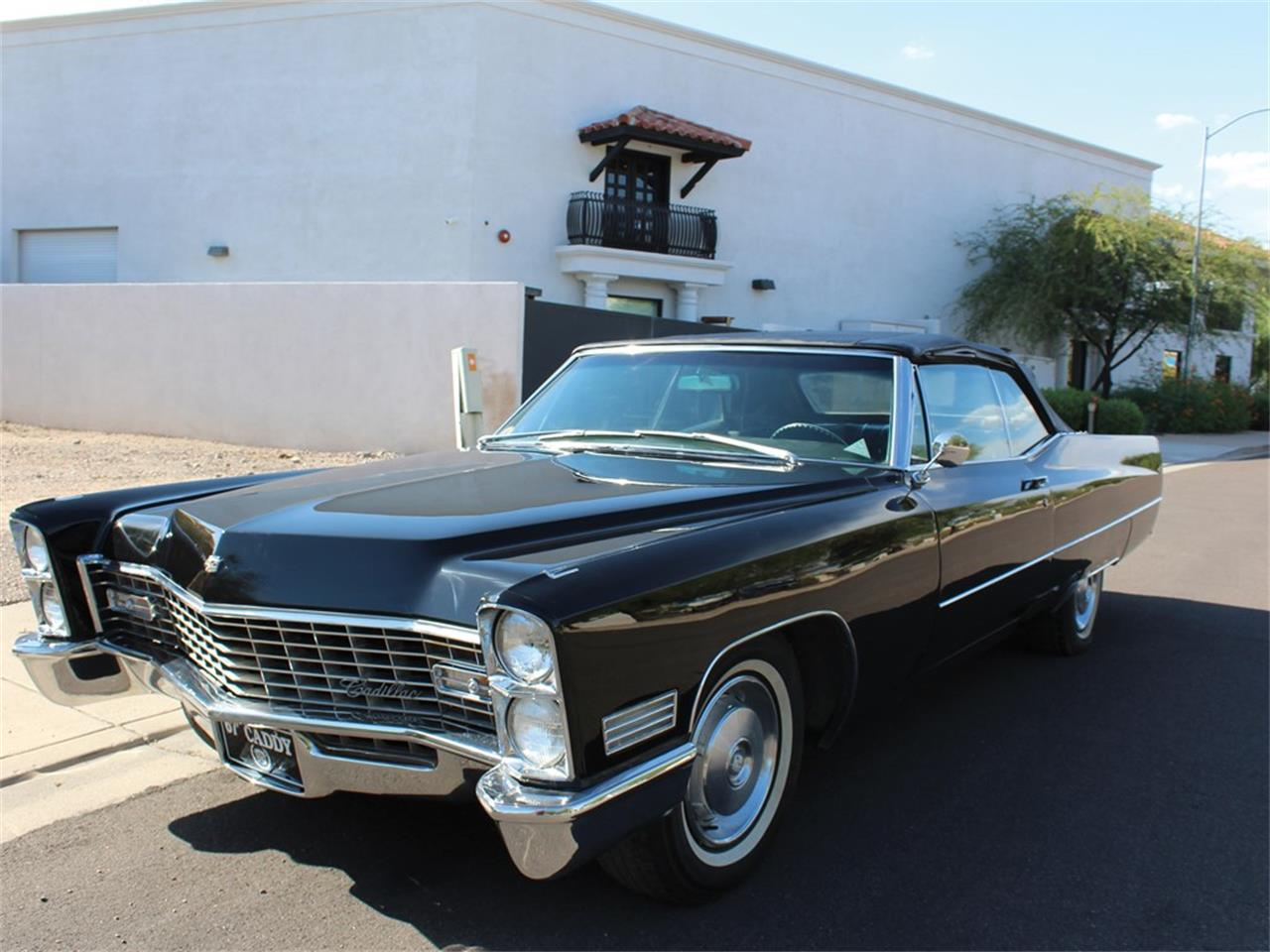 1967 cadillac deville for sale on. Black Bedroom Furniture Sets. Home Design Ideas