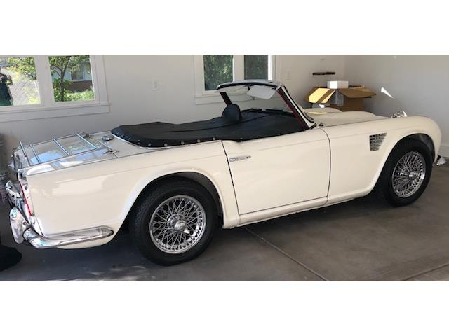 Picture of '64 Triumph TR4 located in Arizona Offered by a Private Seller - OC6M