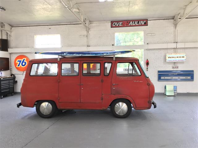 Picture of 1961 Ford Econoline - $8,500.00 Offered by  - OC6Z