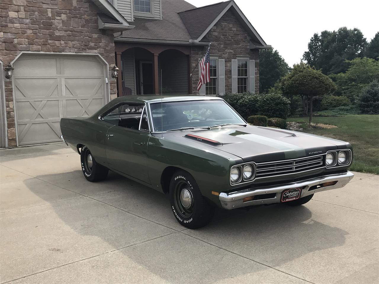 Picture of '69 Road Runner - OC71
