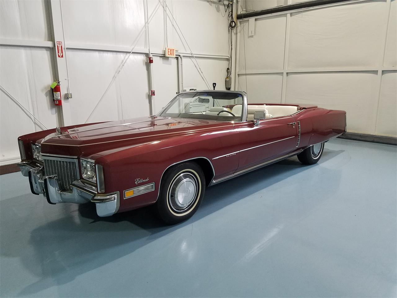 1972 Cadillac Eldorado For Sale Classiccars Com Cc 1135553
