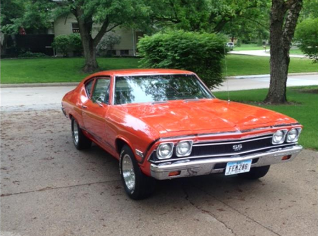 Picture of '68 Chevelle - OC7A