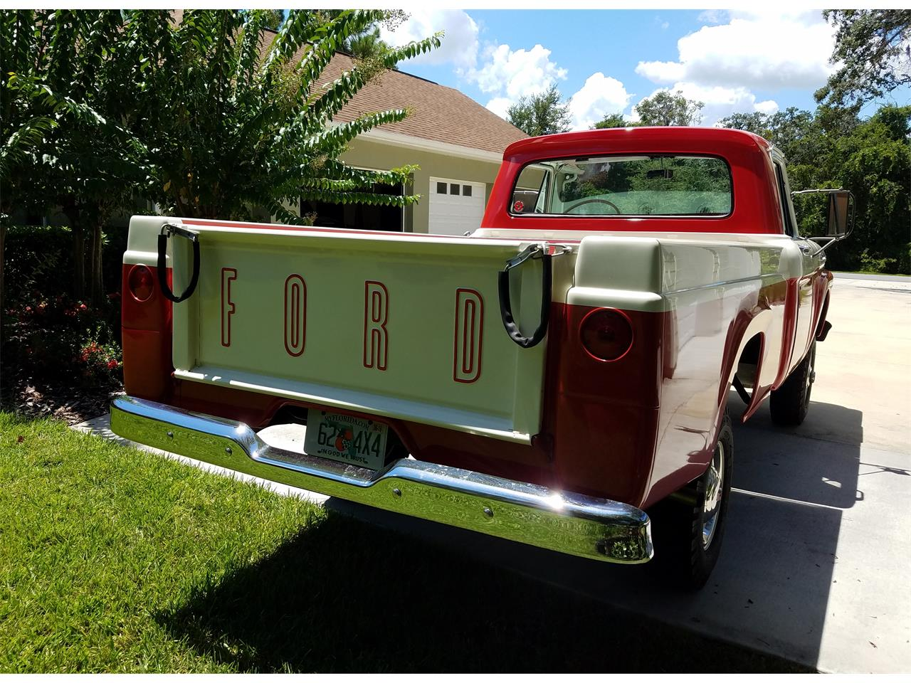 Large Picture of Classic '62 F100 located in Florida - OC7B