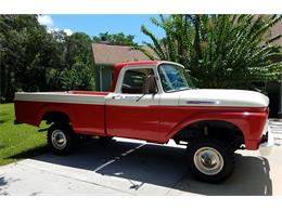 Picture of 1962 Ford F100 Offered by a Private Seller - OC7B