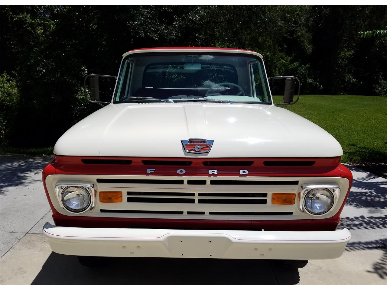 Large Picture of '62 F100 - $33,900.00 - OC7B