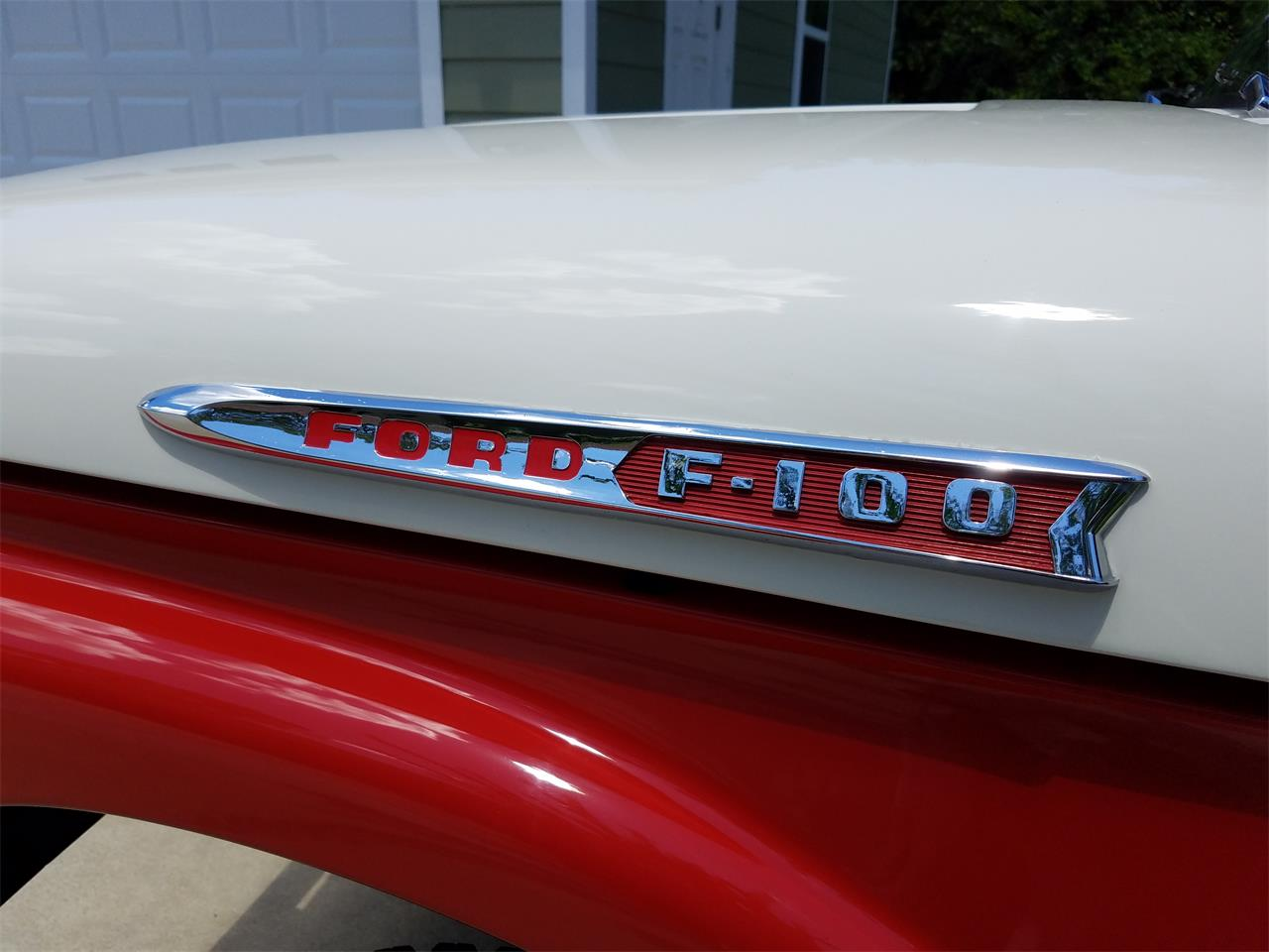 Large Picture of Classic '62 Ford F100 Offered by a Private Seller - OC7B
