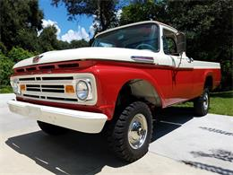 Picture of 1962 F100 located in Sanford Florida - $33,900.00 - OC7B