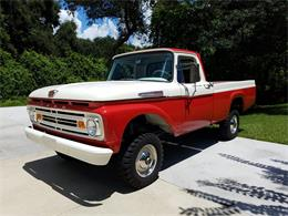 Picture of '62 F100 located in Sanford Florida - $33,900.00 Offered by a Private Seller - OC7B