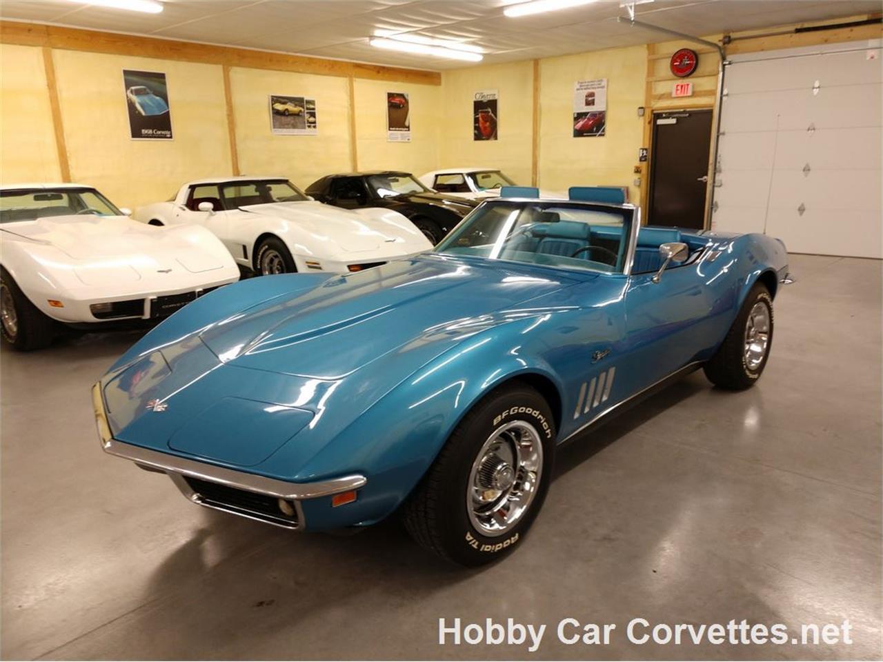 Picture of '69 Corvette - OC7K