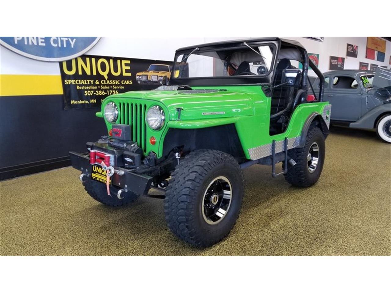 1965 Jeep CJ5 for Sale | ClassicCars.com | CC-1130557