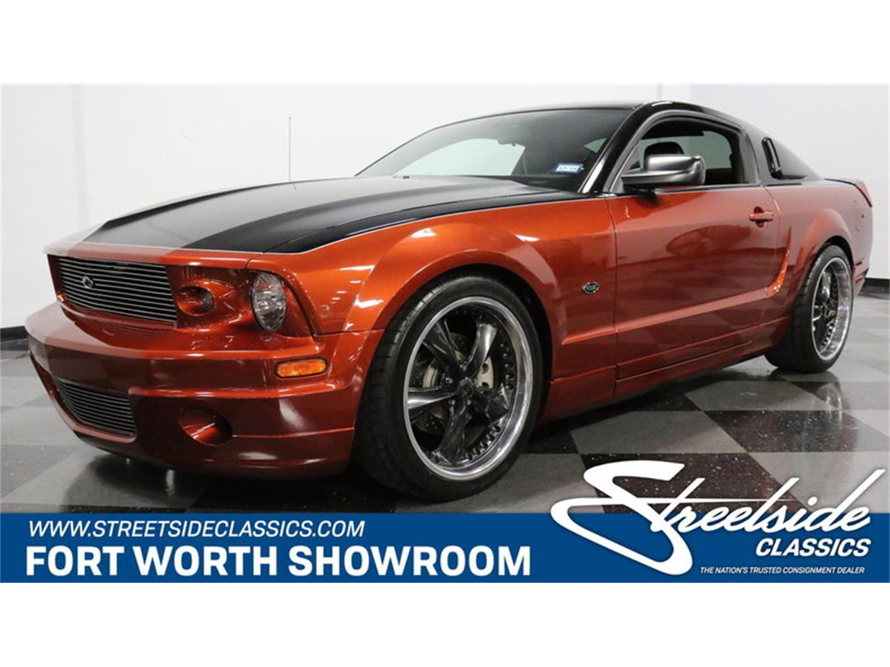 Picture of '07 Mustang - OC7Y