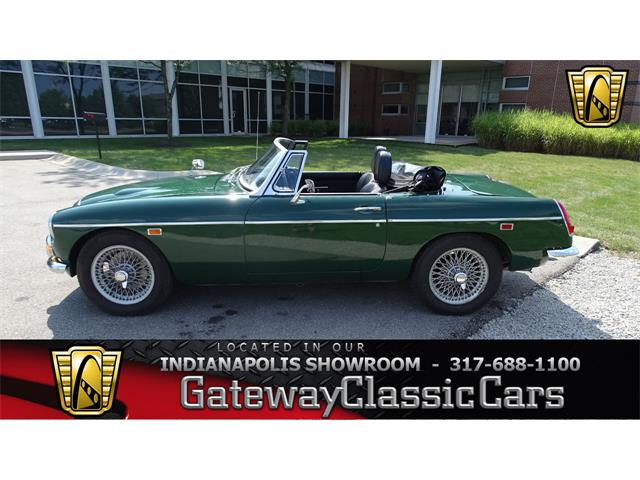 Picture of '69 MGC - O8CH