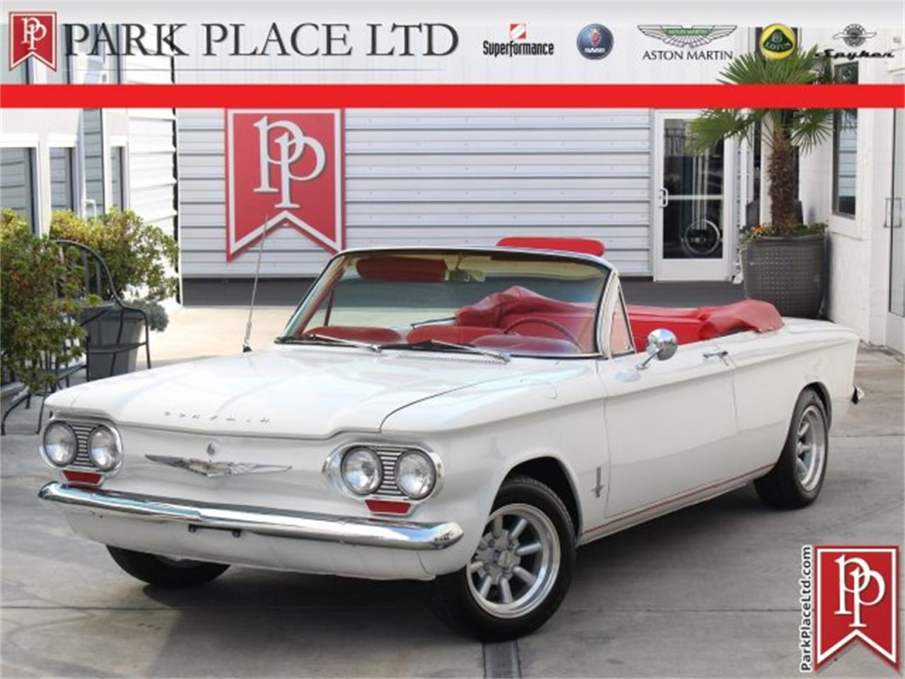Picture of '62 Corvair - OC8T