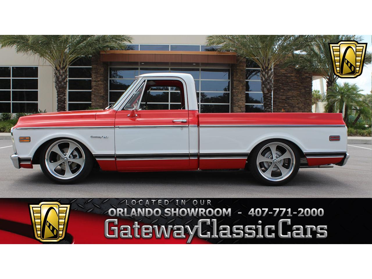 Picture of '71 C10 - O8CK