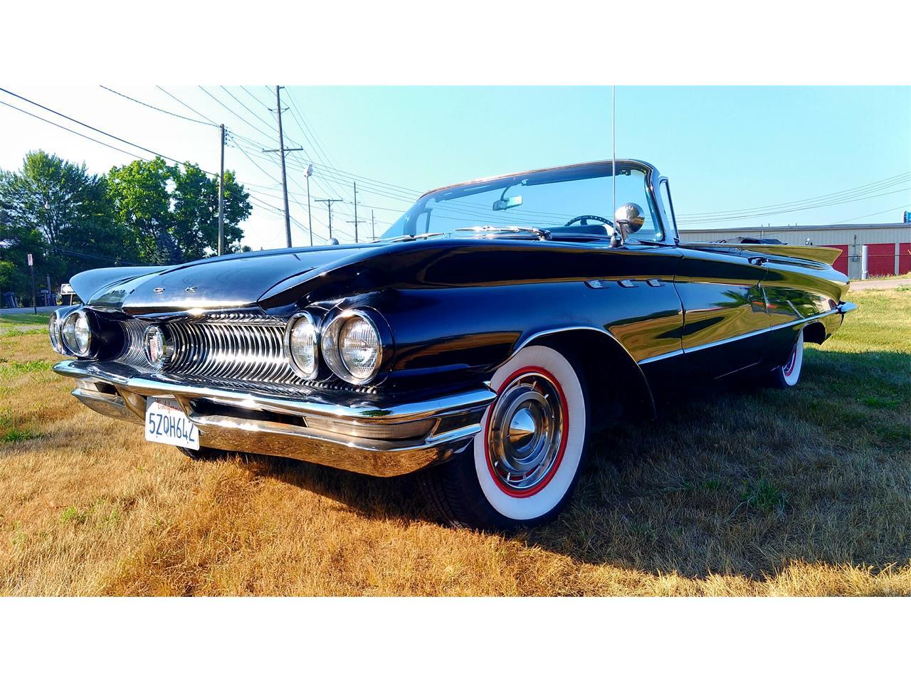 1960 buick lesabre for sale | classiccars | cc-1135663