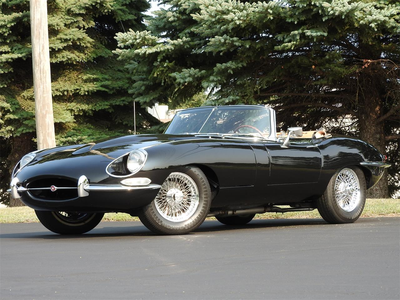 Picture of '68 E-Type - OCAC