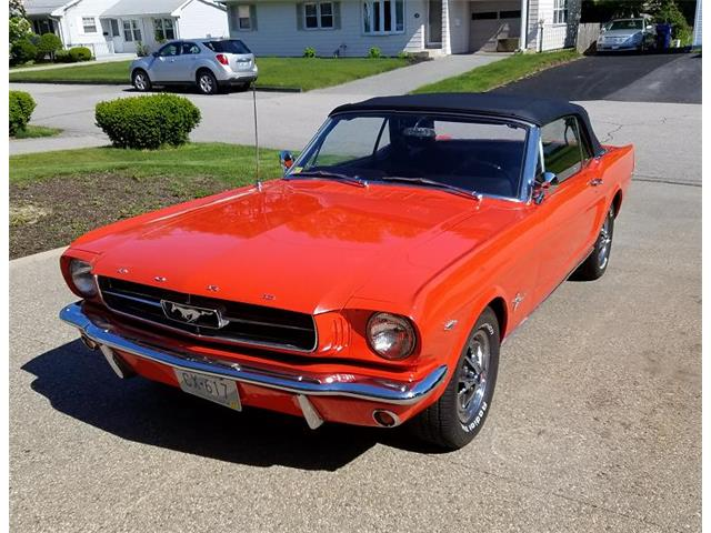 Picture of '65 Mustang - OCAF