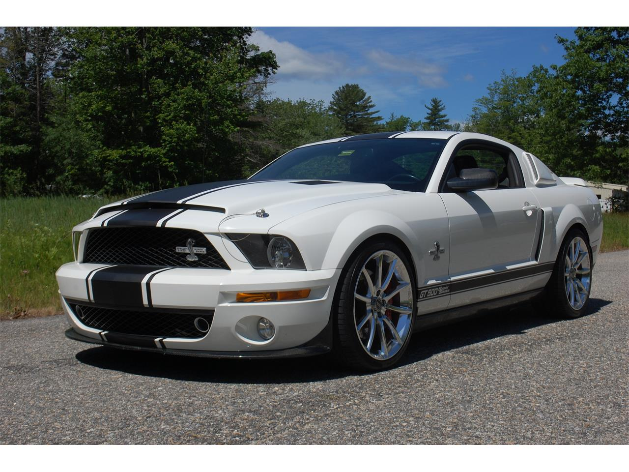 Picture of '08 GT500 - OCAN
