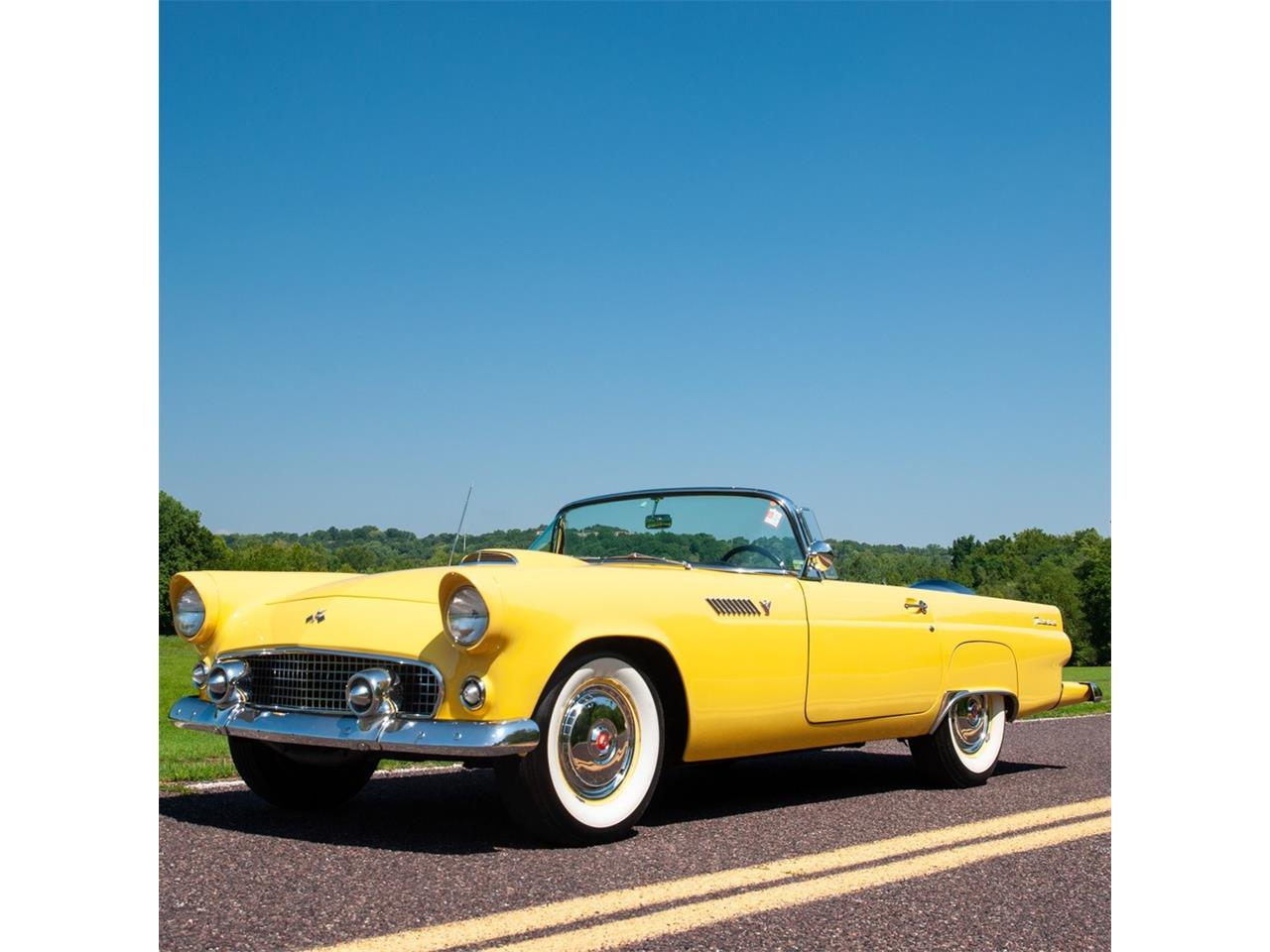 Picture of '55 Thunderbird - O8CO