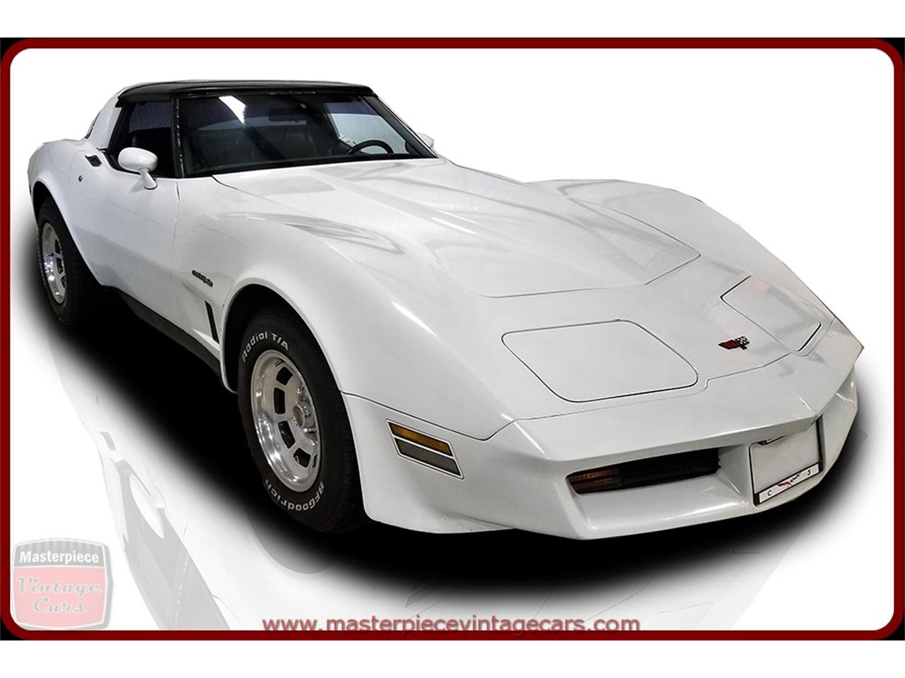 Picture of '82 Corvette - OCAR