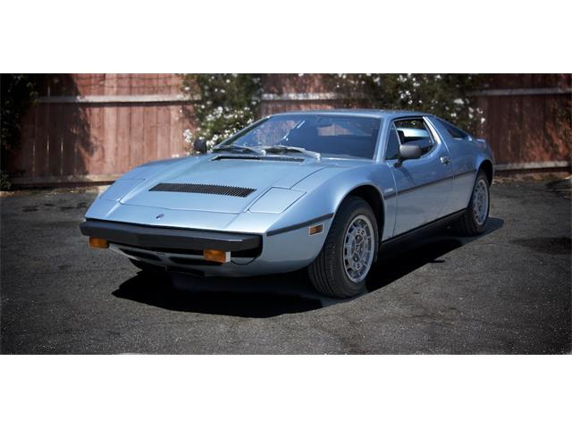Picture of 1975 Maserati Merak SS Offered by  - OCAV