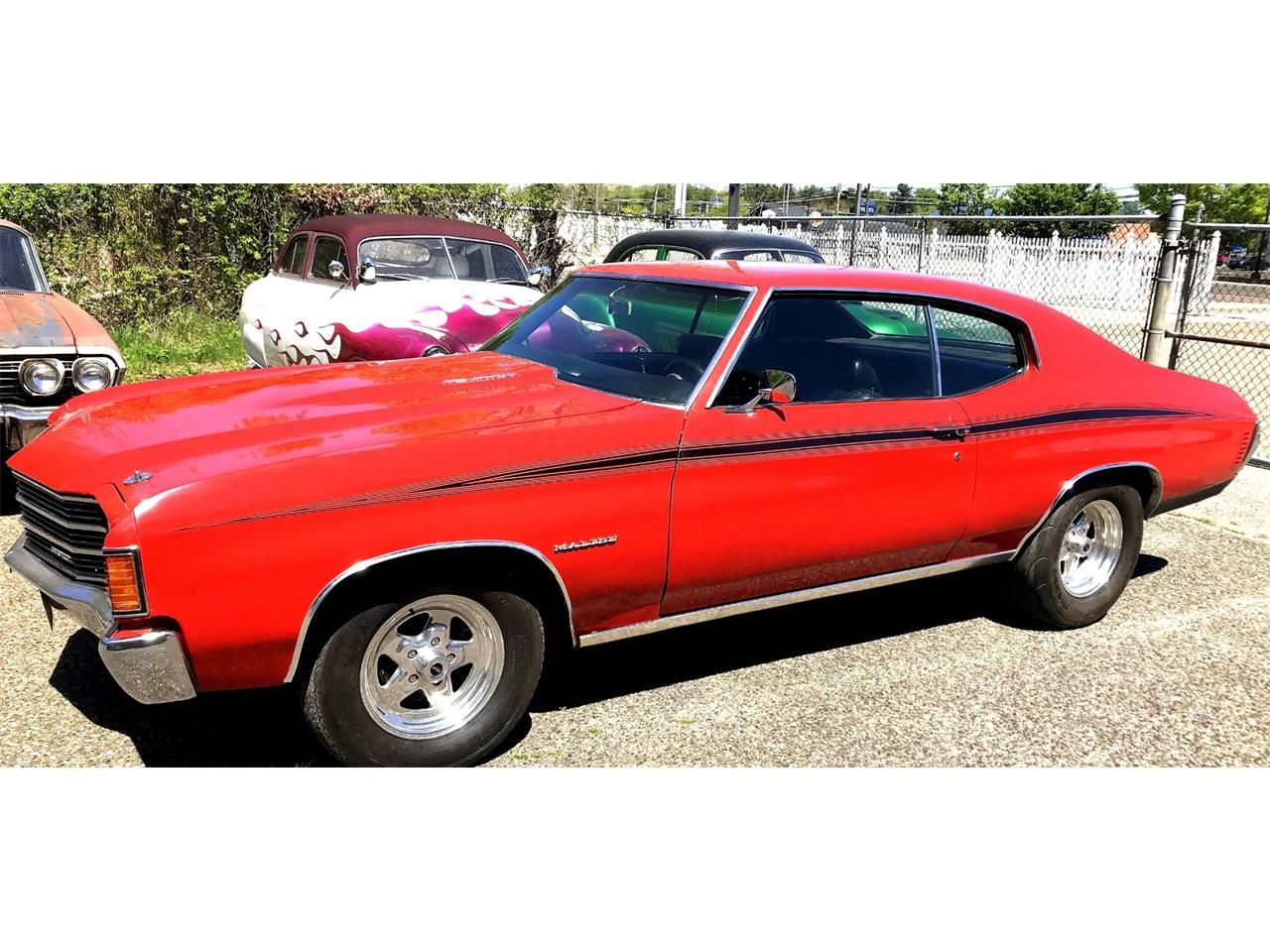 Large Picture of '72 Chevelle Malibu - OCB5