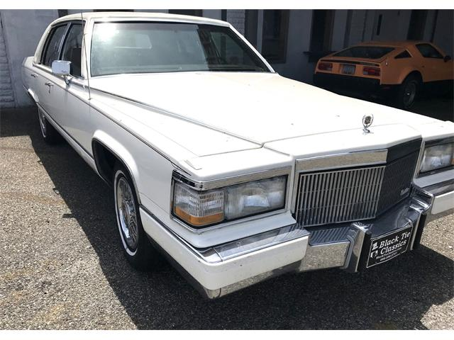 Picture of '90 Fleetwood Brougham located in New Jersey Offered by  - OCBL