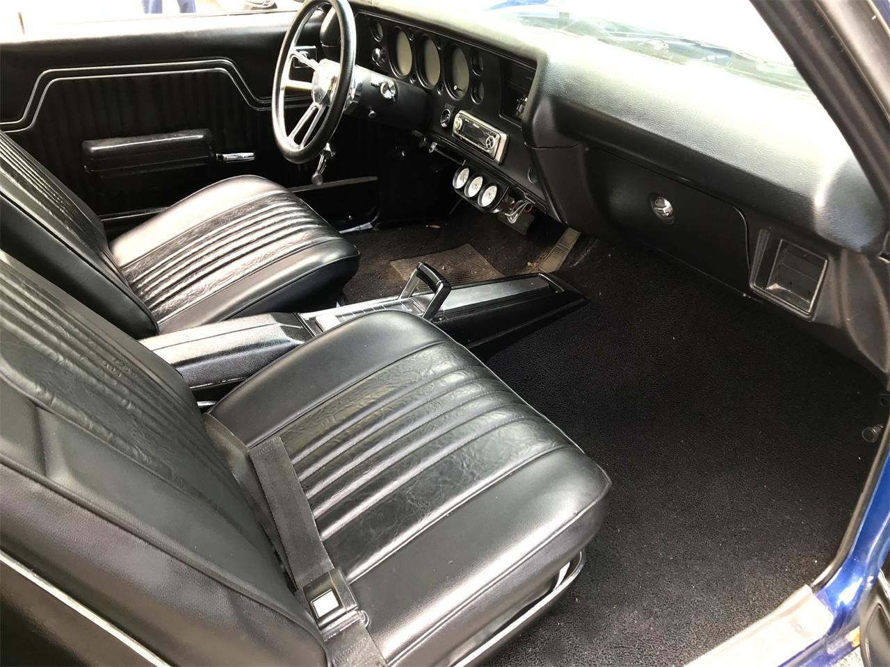 Large Picture of Classic 1971 Chevrolet Chevelle SS located in New Jersey Offered by Black Tie Classics - OCBN