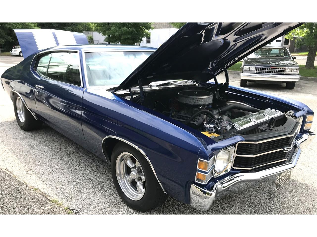 Large Picture of Classic 1971 Chevelle SS - OCBN