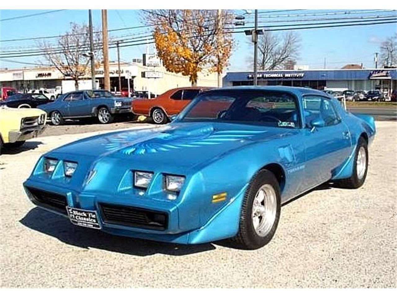 Picture of '80 Firebird Trans Am - OCBX