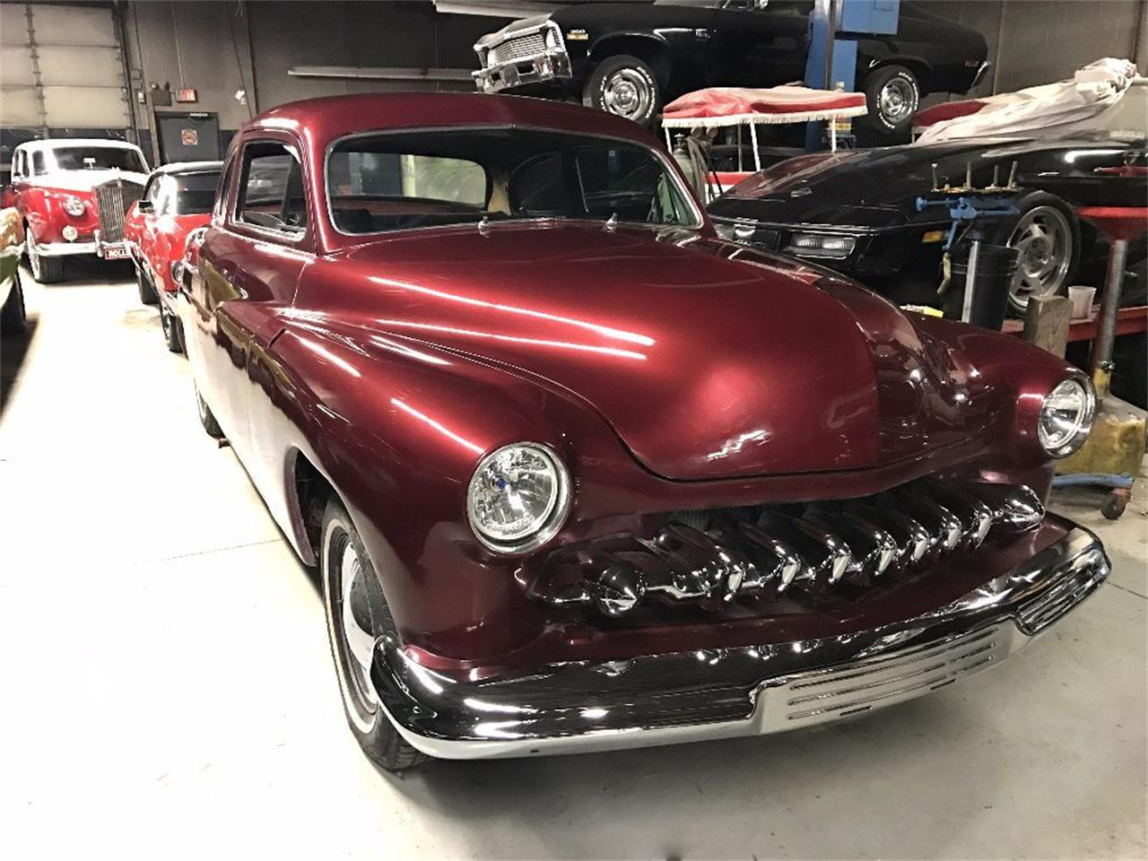 1951 mercury coupe for sale cc 1135726. Black Bedroom Furniture Sets. Home Design Ideas