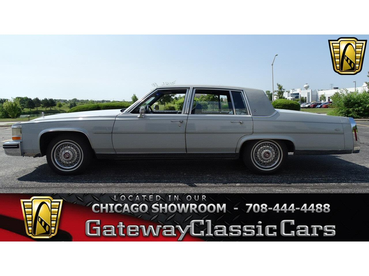Picture of '87 Brougham - O8CT