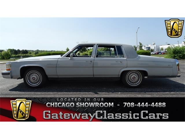 Picture of '87 Brougham located in Crete Illinois Offered by  - O8CT