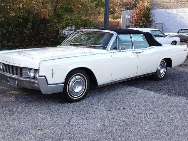 1966 To 1968 Lincoln Continental For Sale On Classiccars Com