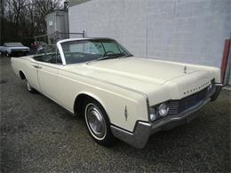 Picture of 1966 Lincoln Continental located in Stratford New Jersey Offered by Black Tie Classics - OCC2