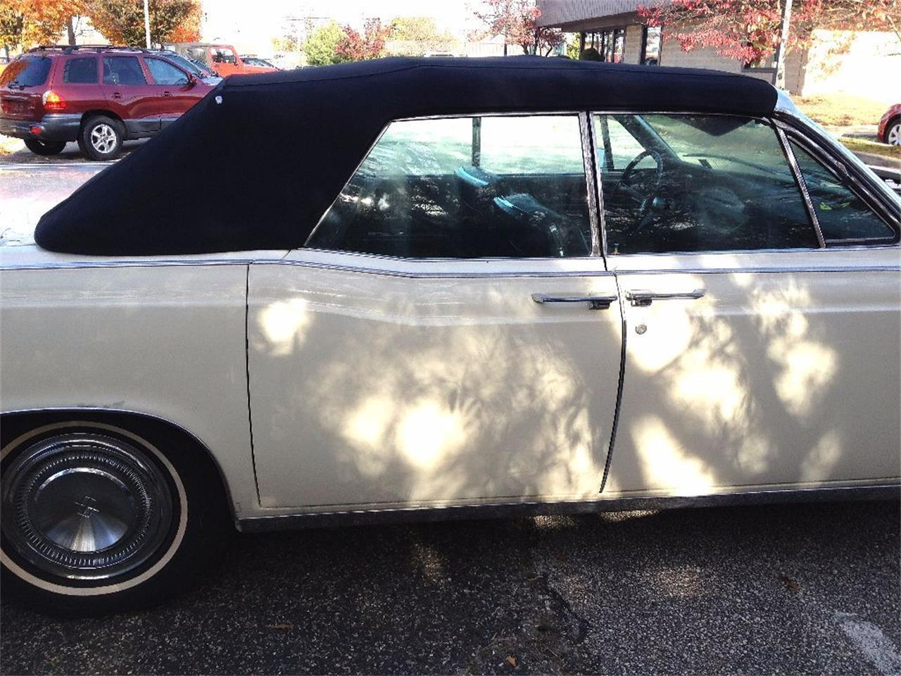 Large Picture of 1966 Lincoln Continental located in Stratford New Jersey Offered by Black Tie Classics - OCC2