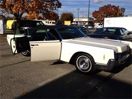Picture of Classic 1966 Lincoln Continental located in New Jersey Offered by Black Tie Classics - OCC2