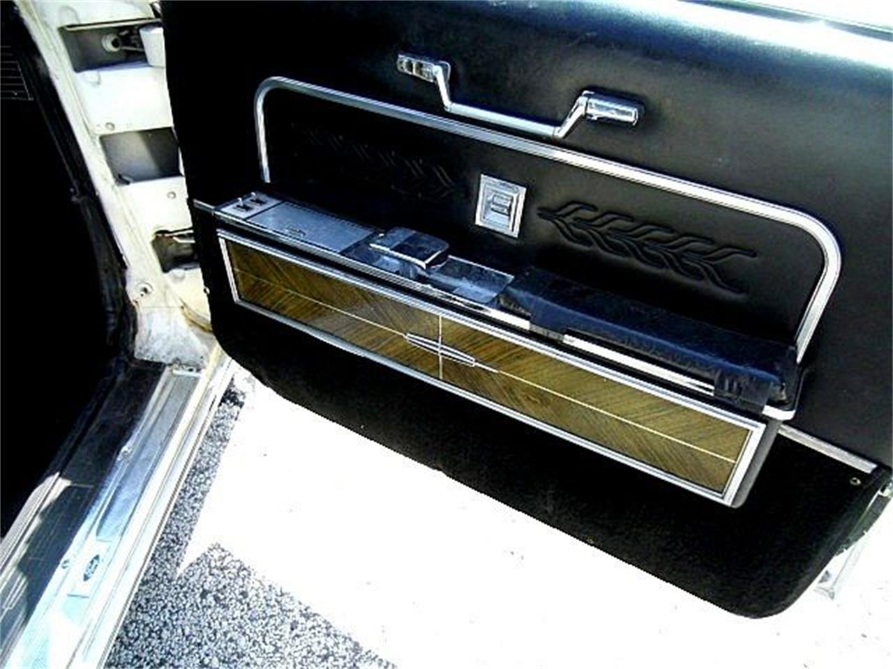 Large Picture of Classic '66 Lincoln Continental Offered by Black Tie Classics - OCC2