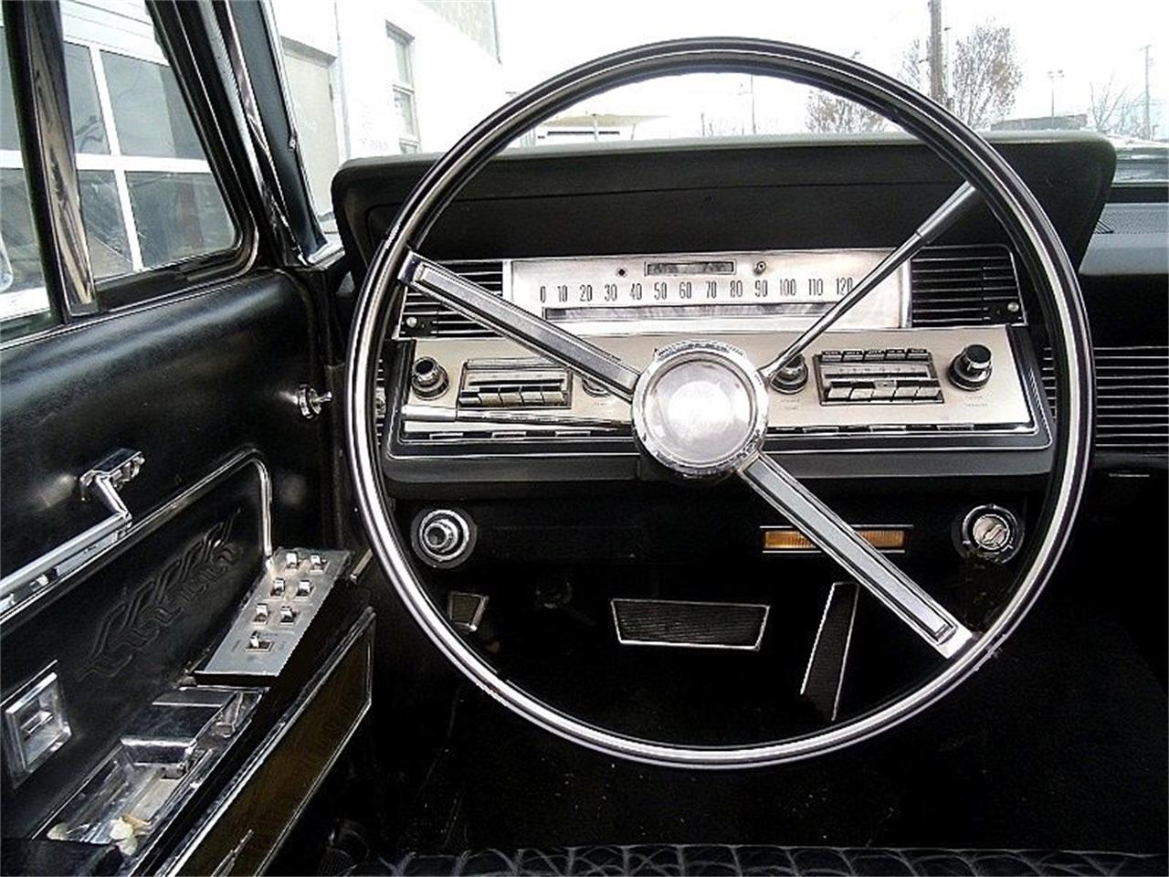 Large Picture of Classic 1966 Lincoln Continental - OCC2