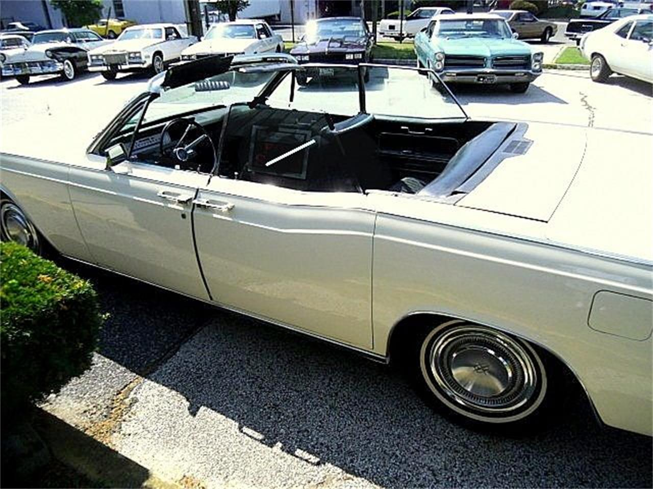 Large Picture of 1966 Lincoln Continental located in New Jersey - $27,990.00 - OCC2