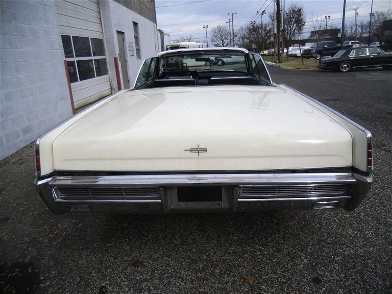Large Picture of Classic '66 Lincoln Continental located in New Jersey Offered by Black Tie Classics - OCC2