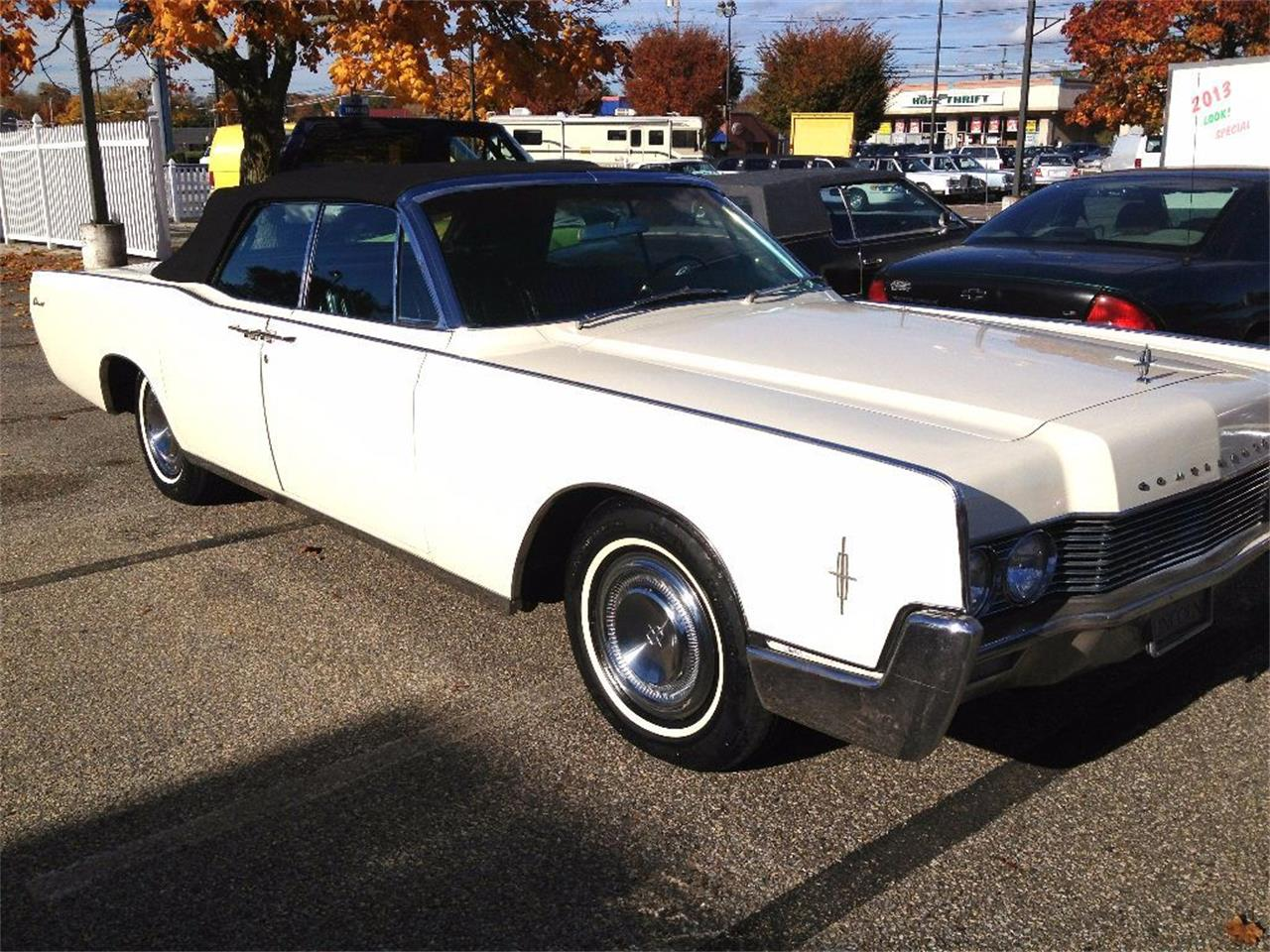 Large Picture of 1966 Lincoln Continental - $27,990.00 Offered by Black Tie Classics - OCC2