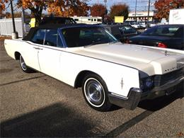 Picture of Classic 1966 Lincoln Continental - OCC2