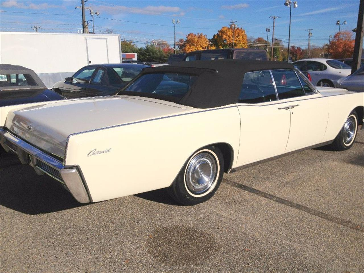 Large Picture of Classic 1966 Continental located in New Jersey Offered by Black Tie Classics - OCC2